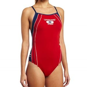 Speedo Lifeguard Endurance Voyager Y-Back Swimsuit